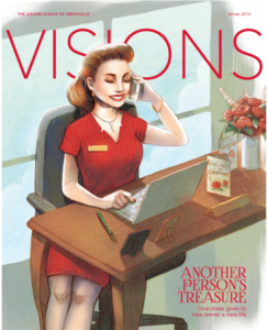 VISIONS WINTER 2016